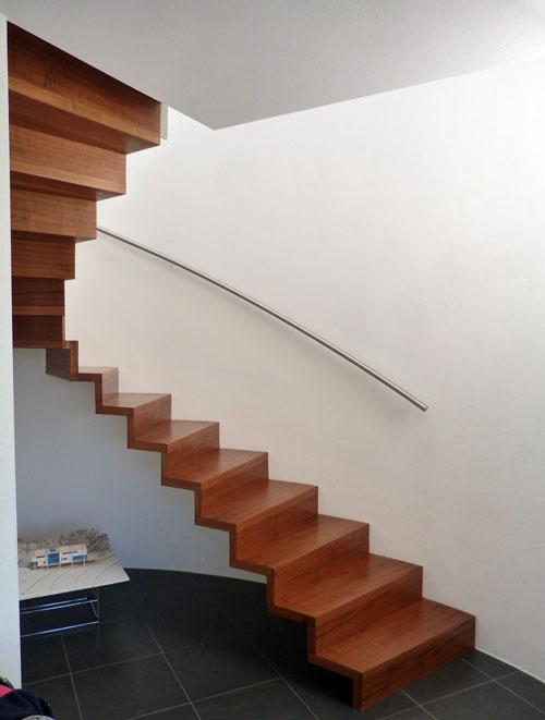 Max Holzwerk OHG Wir bauen Ihre Treppen