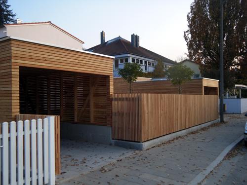 1000 images about carport on pinterest on the side - Carport avec abri de jardin integre ...