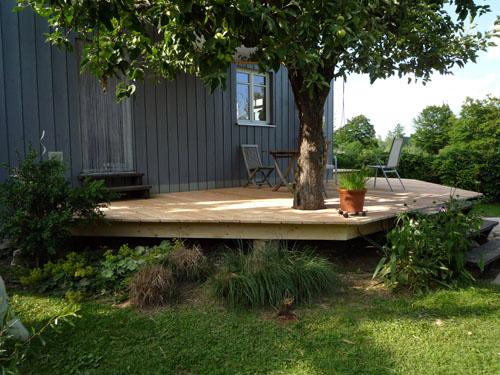 Max Holzwerk OHG - Wir bauen Ihre Holz Terrasse